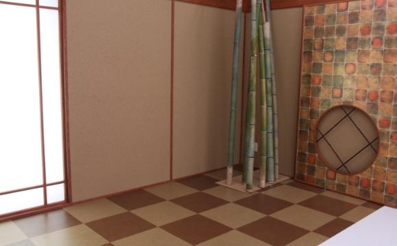 Japanese roomの内観写真